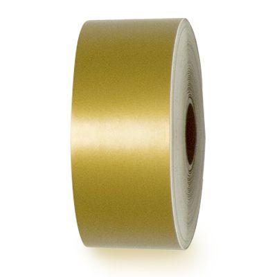 LabelTac® LT413 Premium Vinyl Printer Label - Gold