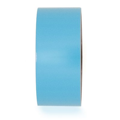 LabelTac® LT415 Premium Vinyl Printer Label - Light Blue