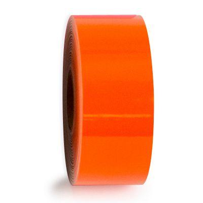 LabelTac® LT806-C Premium Vinyl Printer Label - Orange