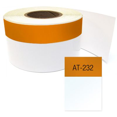 LabelTac® LT106WW Printable Wire Wraps - Orange