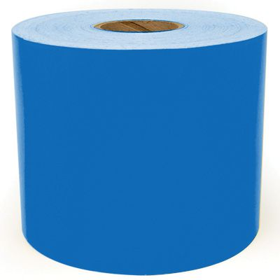 LabelTac® LT107HT High Temperature Printer Labels - Blue