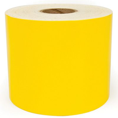 LabelTac® LT301HT High Temperature Printer Labels - Yellow