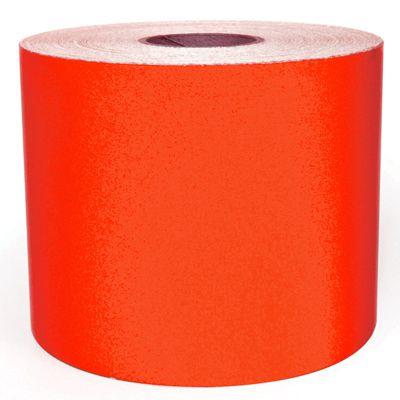 LabelTac® LT0504RF Reflective Printer Labels - Red