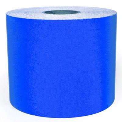 LabelTac® LT0507RF Reflective Printer Labels - Blue