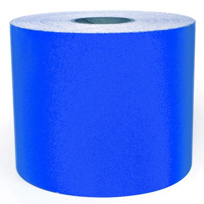 LabelTac® LT307RF Reflective Printer Labels - Blue