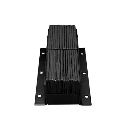 Laminated Rubber Vertical Bumpers