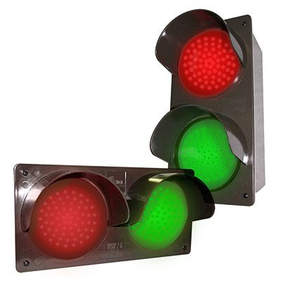 LED Traffic Controller
