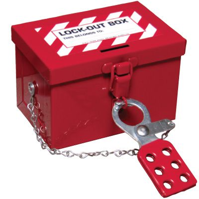 Crew Lock Box