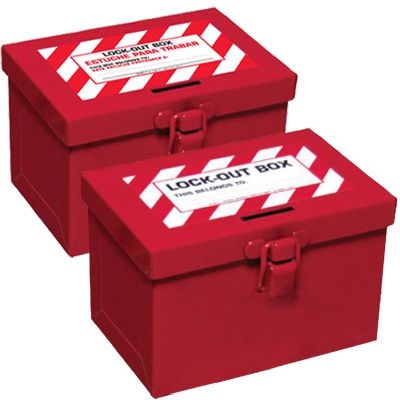 Standard Portable Lock Box