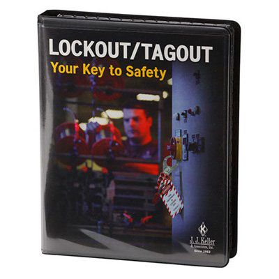 Spanish Lockout/Tagout Training Kit with Video