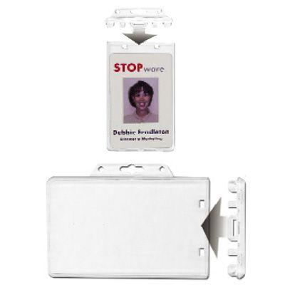 Permanent Locking Card Cases