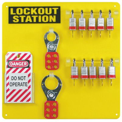 Brady® Lockout Stations