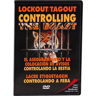 Lockout/Tagout Controlling the Beast DVD
