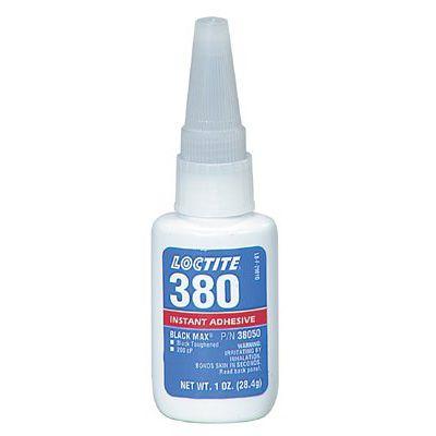 Loctite - 380™ Black Max® Instant Adhesive, Toughened 38050
