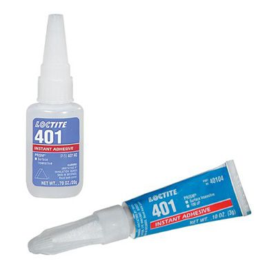 Loctite - 401™ Prism® Instant Adhesive, Surface Insensitive