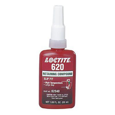Loctite - 620™ Retaining Compound, High Temperature