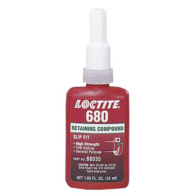 Loctite - 680™ Retaining Compound, High Strength/High Viscosity 68035