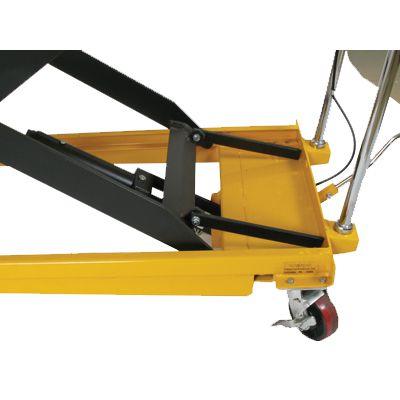 Long Deck Scissor Lift Table