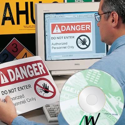 Brady® MarkWare™ Facility Identification Software