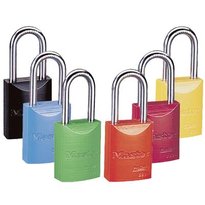 Master Lock® Semi-Custom Aluminum Padlocks - Keyed-Alike
