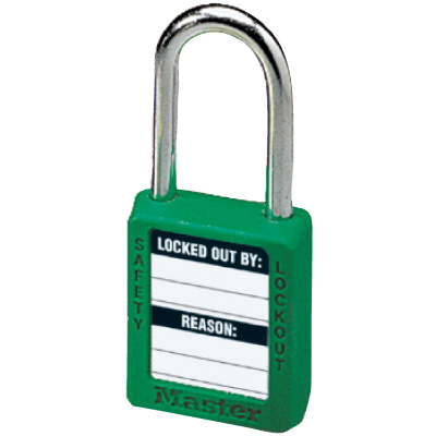 Zenex Master Lock Padlock Replacement Labels
