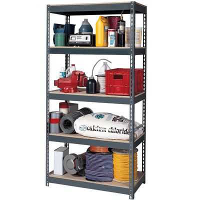 Maxi-Rack Shelves