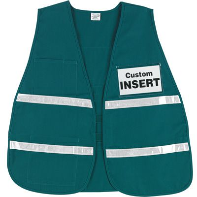 MCR Safety Incident Command Vest ICV208