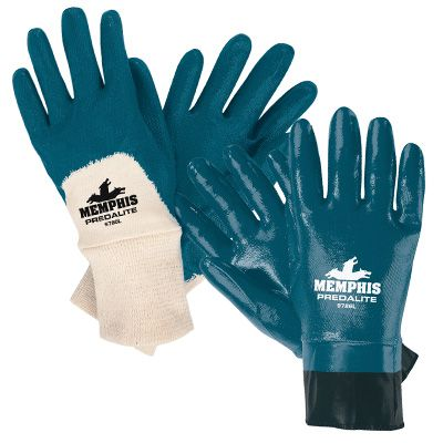 MCR Safety Predalite® Nitrile Gloves