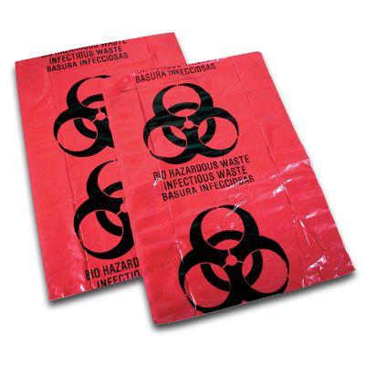 Medique® 10-Gallon Bio-Waste Bags 84413