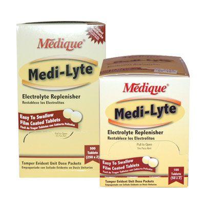 Medique® Medi-Lyte Electrolyte Replenisher Tablets