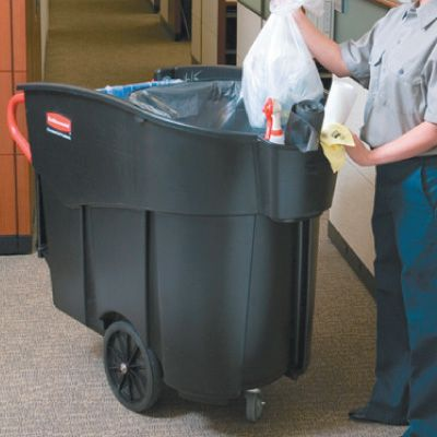 Brute® Mobile Waste Container