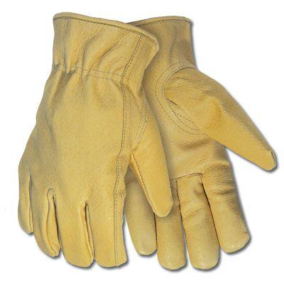 MCR Memphis™ Premium Grain Pigskin Drivers Glove 3420-L
