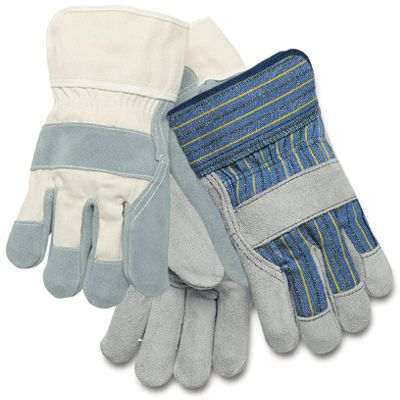 MCR Memphis® Select A Leather Palm Gloves