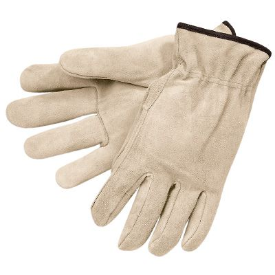 Memphis® Split Leather Drivers Gloves