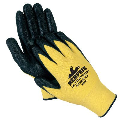 MCR Memphis® UltraTech® Kevlar® Cut Resistant Gloves