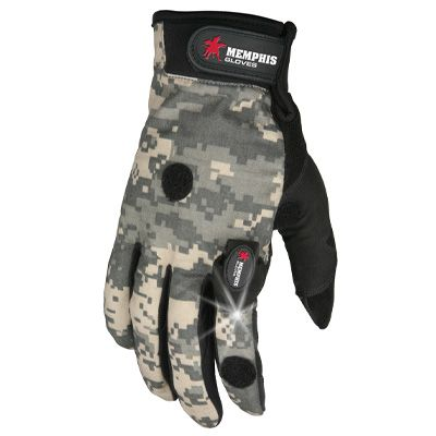 MCR® Memphis™ Wounded Warrior Project® Multi-Task Gloves