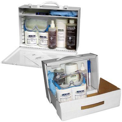 Mercon® Mercury Spill Kits