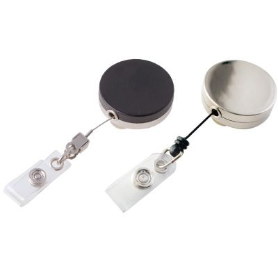 Metal Case Badge Retractors