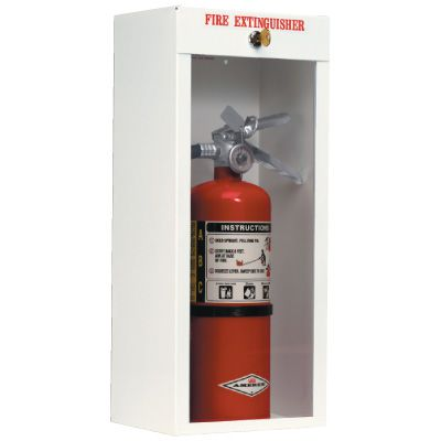 Brooks Metal Fire Extinguisher Cabinet BE926
