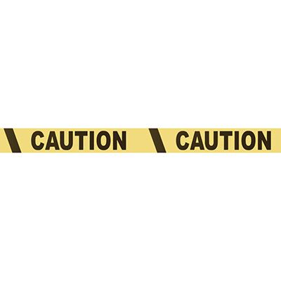 Mighty Line CAUTION Floor Tape