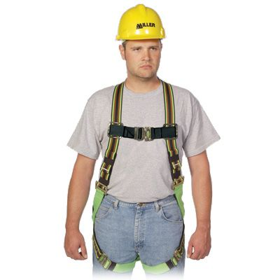 Miller® DuraFlex® Ultra Harnesses Honeywell E650QC-7/UGN