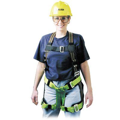 Miller® DuraFlex® Ms. Miller® Harnesses