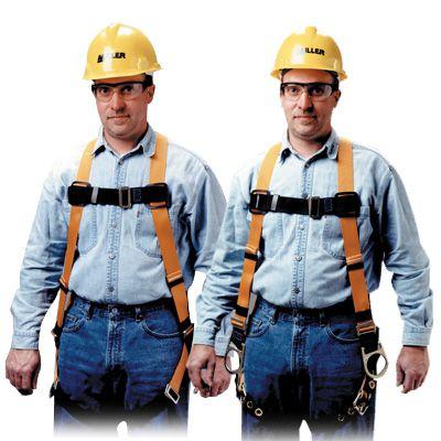 Miller® Titan® Non-Stretch Harnesses