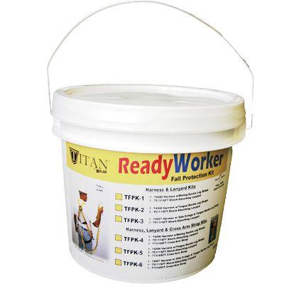 Miller® Titan® ReadyWorker Fall Protection Kit