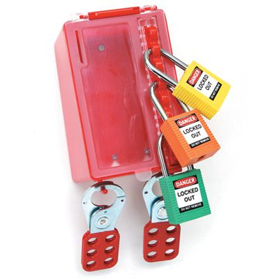 Mini Wall Lock Box (50938) by Brady
