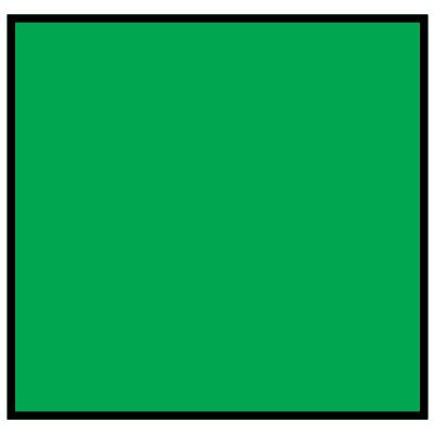 Brady 120850 MiniMark Label - Green