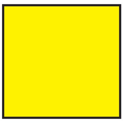 Brady 120855 MiniMark Label - Yellow