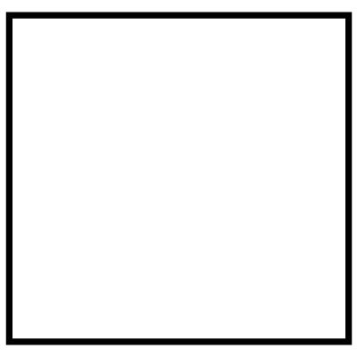Brady 120861 MiniMark Label - White