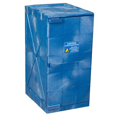 Modular Quik-Assembly™ Poly Cabinet, 12 Gallon