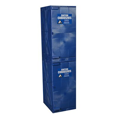 Modular Quik-Assembly™ Poly Cabinet, 24 Gallon